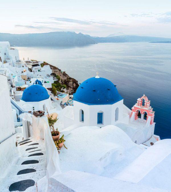 Ocean-views-from-Santorini-greece-honeymoon-travel-agency
