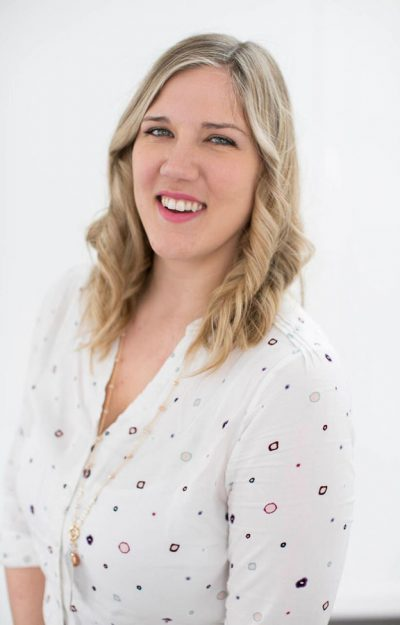 A headshot of Ansley, Destinations Travel Planner